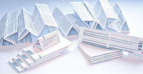 Pharmaceutical Paper